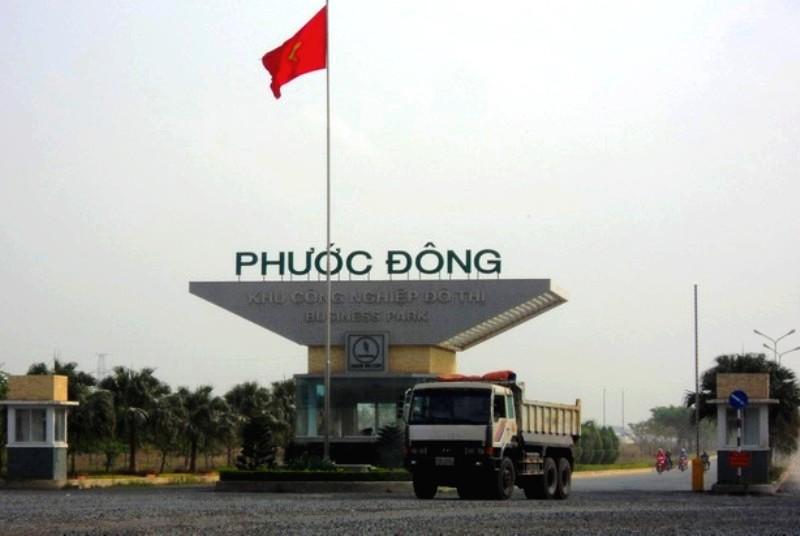 Mở bán dự án Đất tại khu công nghiệp Phước Đông - Gò Dầu - Tây Ninh